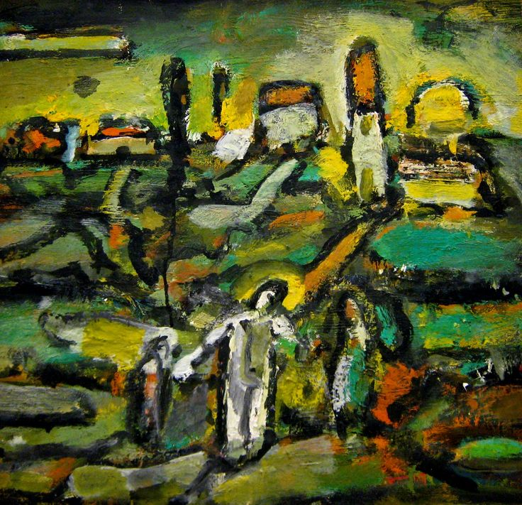 post impressionism and rouault french fauvism Paul cézanne was an influential french post-impressionist painter while paris was unquestionably the fount of post-impressionism movements like fauvism.