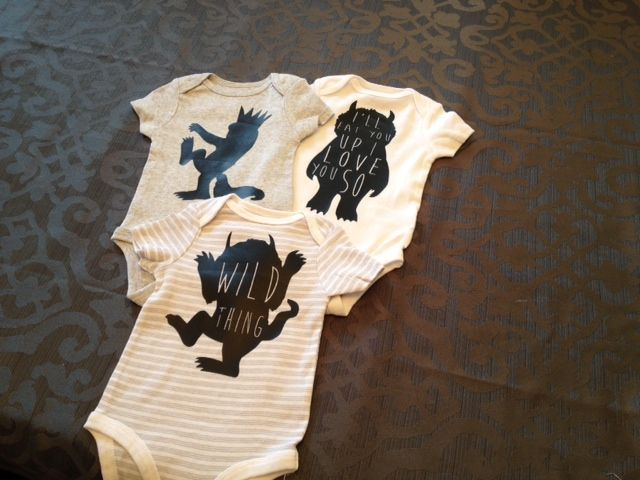 Where The Wild Things Are Cricut Ideas Pinterest