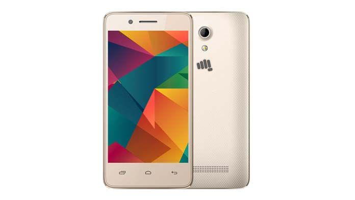 Micromax Bharat 2 is an entry-level 4G smartphone features a 4