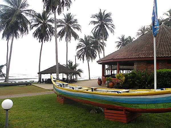 Coconut Grove Beach Resort In Elmina Ghana Republic Of Pinterest Resorts And