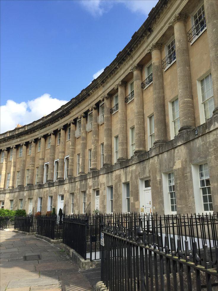 Royal Crescent | Bath UK