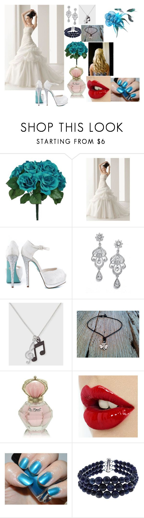 """Chapter 31: Wedding Day! Aaliyah"" by kiara-fleming ❤ liked on Polyvore featuring Betsey Johnson, Paul Smith and Pearlz Ocean"