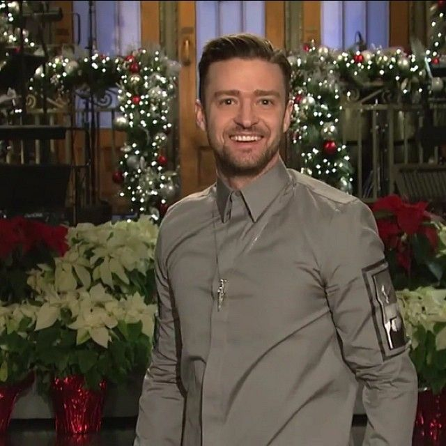 JT is the musical guest on SNL tonight