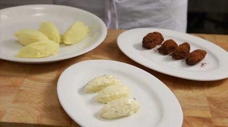 Falafel van doperwten, munt & bulgur - Recept - Allerhande - Albert Heijn