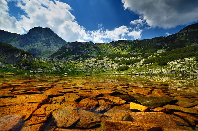 Pietrele Lake - Retezat Mountains - Romania