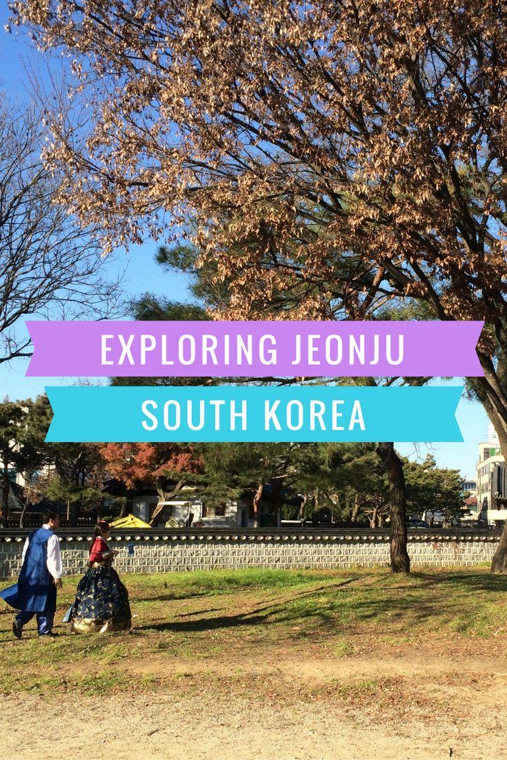 """Known as """"the best taste city"""", Jeonju is the perfect weekend getaway for foodie travelers in Korea."""