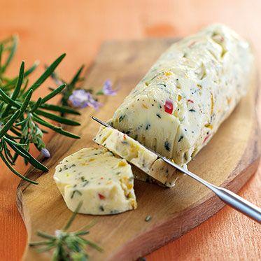 Rosmarin-Orangen-Butter Rezept | Küchengötter