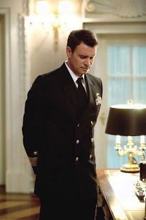 jake ballard uniform | Captain Jake Ballard in uniform in the Oval #scandal #ScottFoley