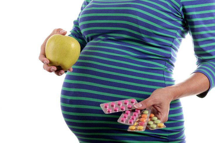 мое здоровье: Витамины для беременных – за и против