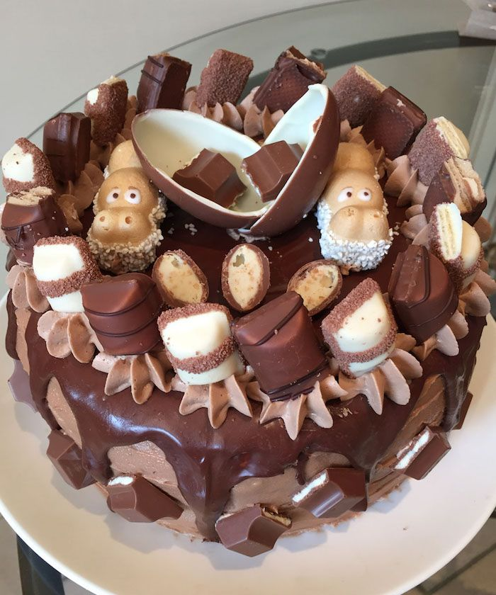 1001 Ideen Fur Kinderriegel Torte Rezepte Und Anleitungen