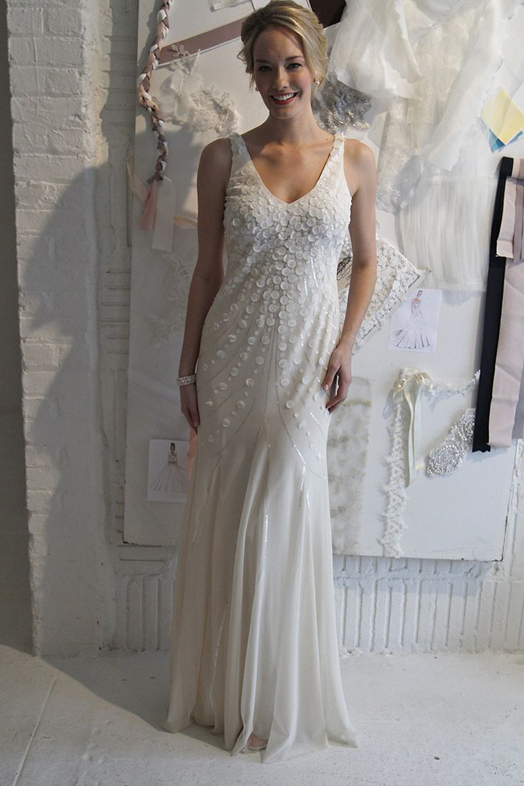 Great gatsby inspired wedding dresses great gatsby for The great gatsby wedding dresses