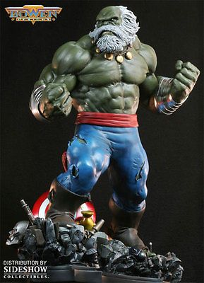 Bowen Maestro Hulk Statue BrndNew Never Removed Not Sideshow Old Man Logan Thor