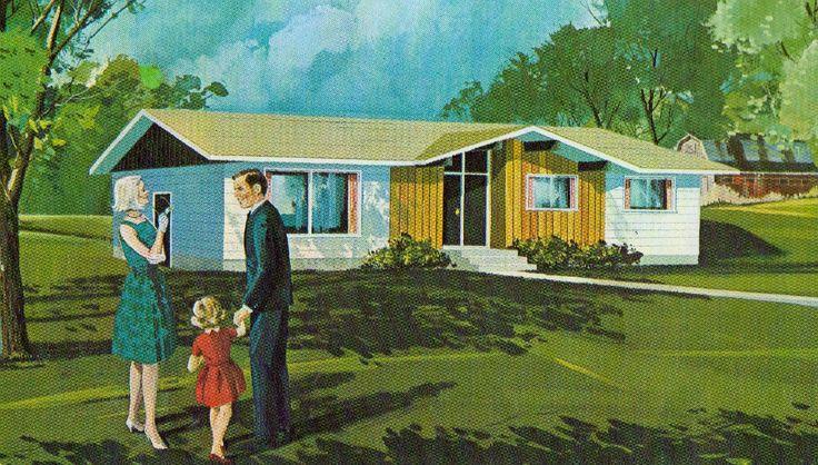 Muttart Homes catalogue, 1960s