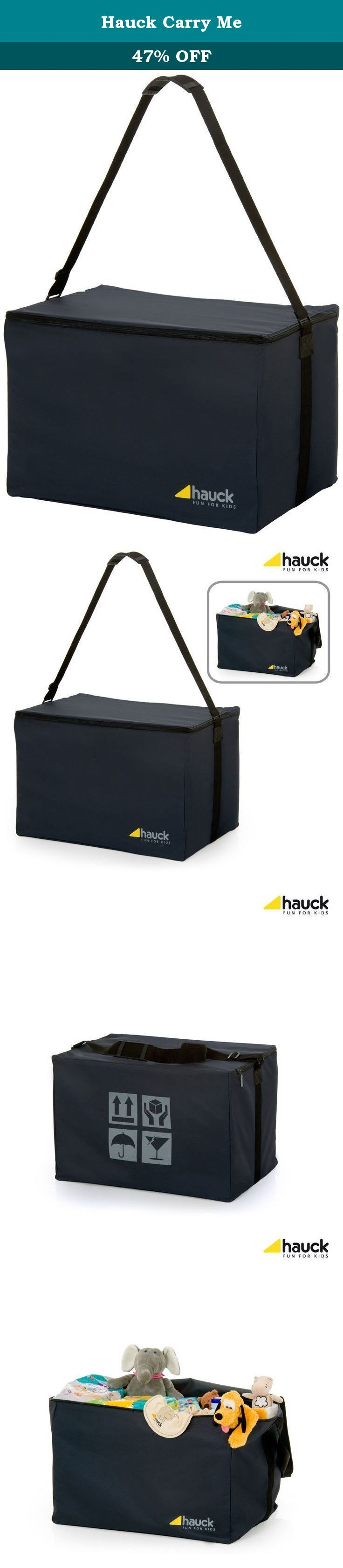 Hauck Carry Me. Hauck Carry me is ideal for family travel, keeping all your baby needs in one place.