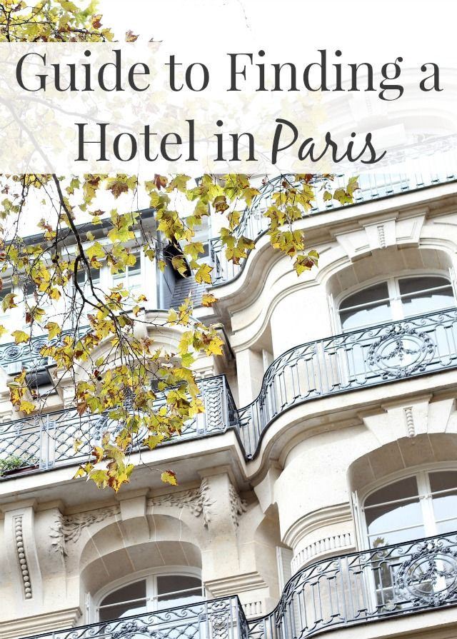 Guide to Where to stay in Paris