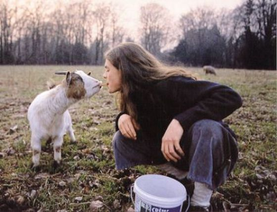 That's why I really love goats and Paddy Kelly^^