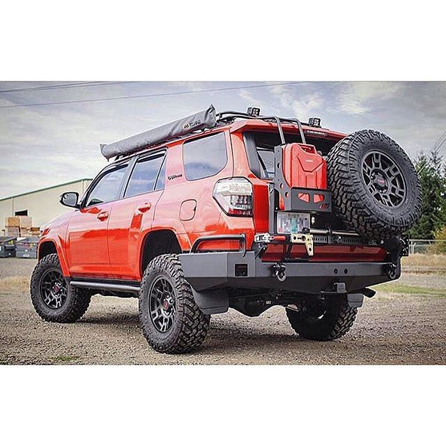 Toyota Tacoma Limited: 91 Best Images About 4RUNNER TRD PRO On Pinterest