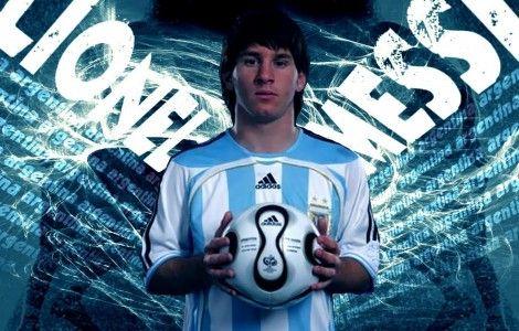 lionel Messi in Argentina