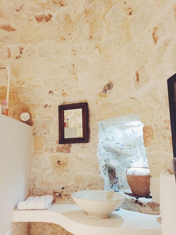Vivere in un trullo, alias living in a traditional home in Puglia