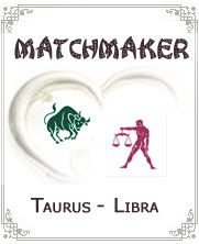Taurus man and Libra woman both like to live peaceful life. Such nature can help them to have better understanding between them. They both have dedicated and loving - Click for more info