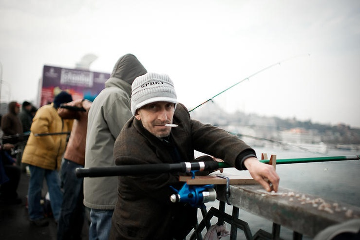 Istanbul Fisher by Alessandro Rocchi @ http://adoroletuefoto.it