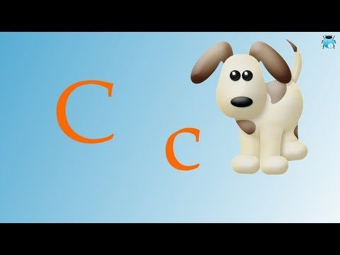 ▶ Lettre C: Apprendre l'alphabet Français pour enfants - YouTube