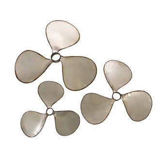 IMAX 472533 Pelham Propeller Wall Decor Set of 3 * Check this awesome product by going to the link at the image. (This is an Amazon Affiliate link)