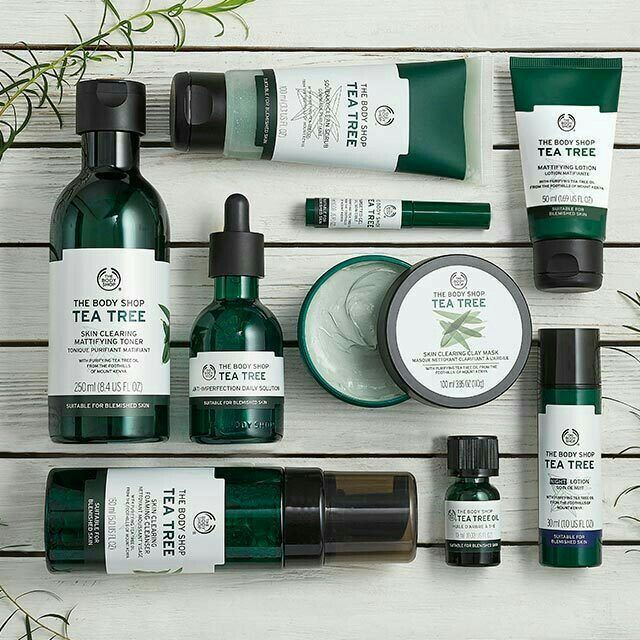 The Body Shop Tea Tree Range Products Reviews Visit My Blog Girlinstaglam Blogspot In Teatreeoilsp Body Shop Tea Tree Tea Tree Oil Skin Body Shop Tea Tree Oil