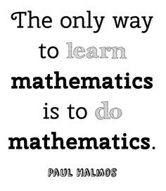 Math = Love: More Free Math (and Non-Math) Quote Posters – super posters!