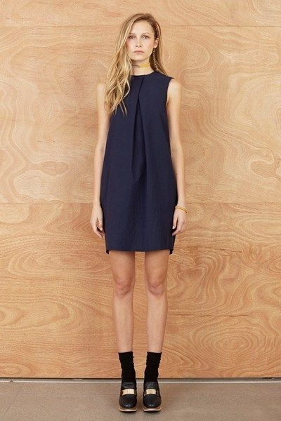 KNOT DRESS by Karen Walker