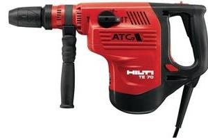 Hilti Hammer Drill - TE 70-ATC Performance Pkg
