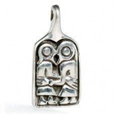Kärlekspar Pe-09 Silver historiskafynd.se