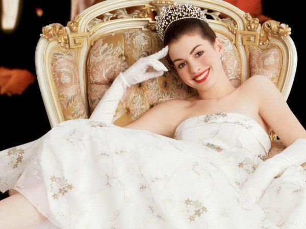 """Anne Hathaway – From """"Princess Diaries"""""""
