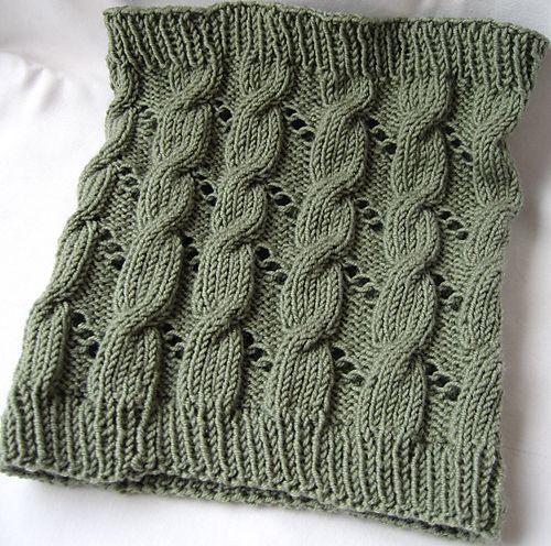 Free Knitting Pattern For Eyelet Cowl : 17 Best images about Knit~Neck & Shoulder on Pinterest Boho hippie, Yar...