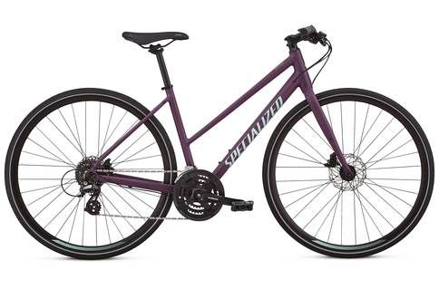 Buy Specialized Sirrus Step Through Disc 2018 Womens Hybrid Bike from £525.00. Price Match + Free Click & Collect & home delivery.