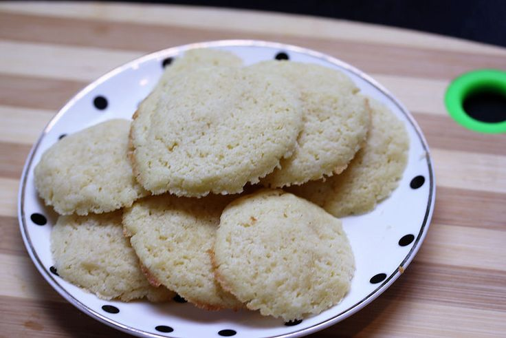 Quick and Simple Butter Cookie Recipe