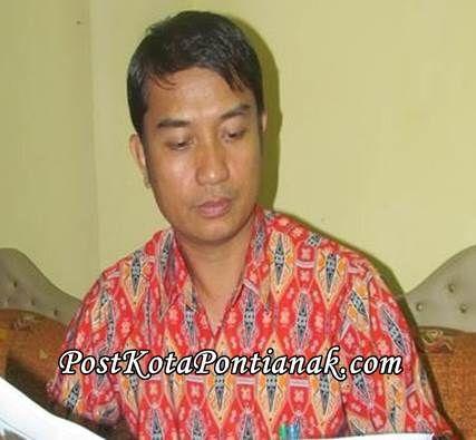 Lomon, Ketua KPU Kabupaten Landak./ Ya'dan