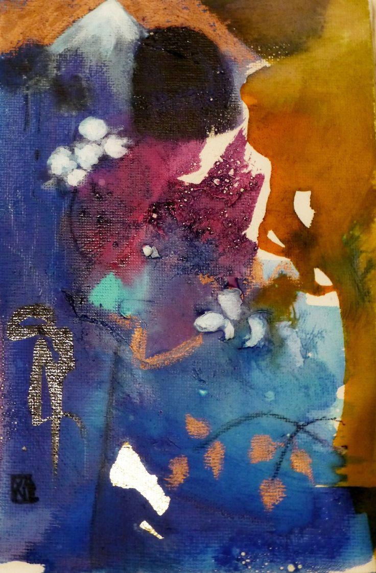 25 best ideas about tableau art contemporain on pinterest travaux d 39 a - Tableau original contemporain ...