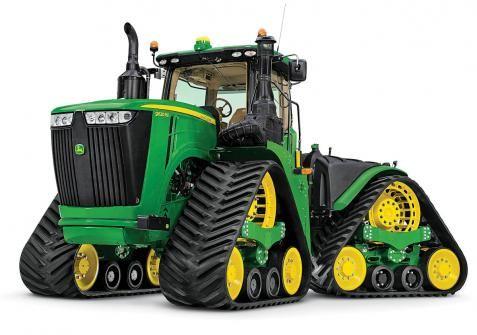 New Tractor Type - John Deere 9RX