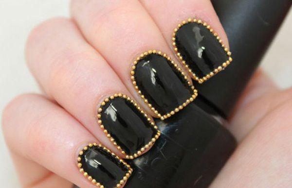 Lançada pela Chanel, a border nail faz sucesso