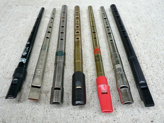 Tin Whistle: A Celtic Instrument for Upbeat, Jazzy Leads http://www.celticmusicinstruments.com/tin-whistle-page/