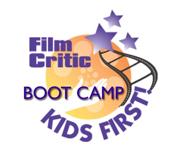 Have you dreamed about being an Entertainment Reporter?  Register for KIDS FIRST! Film Critics Boot Camps in NYC, LA, Miami, Seattle, Washington DC, Philadelphia, Old Bridge (NJ) and Denver!  2018 Dates & Locations For more information, visit http://www.kidsfirst.org/become-a-juror/2018.BootCamp.html.