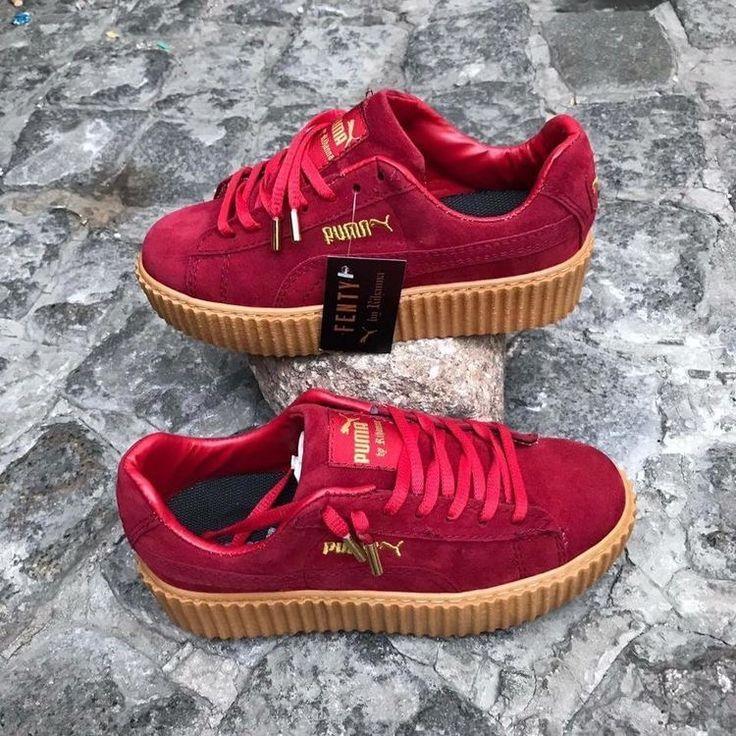 pinterest & instagram: @elchocolategirl. Chaussures De Basket PumaChaussures  ...