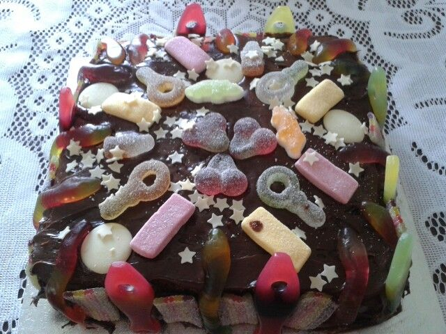 For sweet lovers yummy