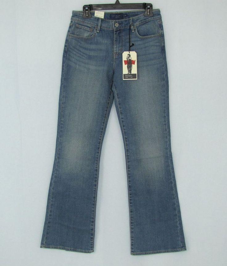 Levi's Demi Curve Classic Boot Cut Women's Jeans:10/S NEW #Levis #BootCut 30.00