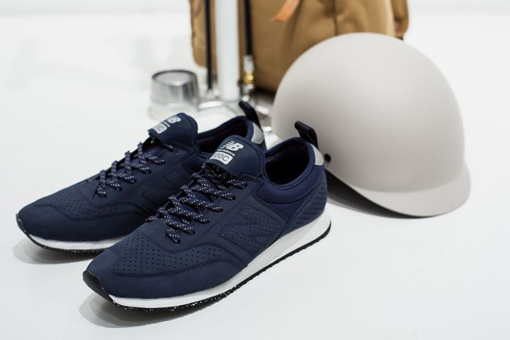 New Balance x Tokyobike Collab Redesigns Cycling Shoes for City Riders