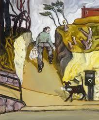Nigel Brown Driveway Painting No10