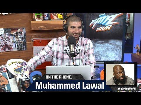 MMA Muhammed Lawal: CM Punk Proved Himself a Fighter at UFC 203