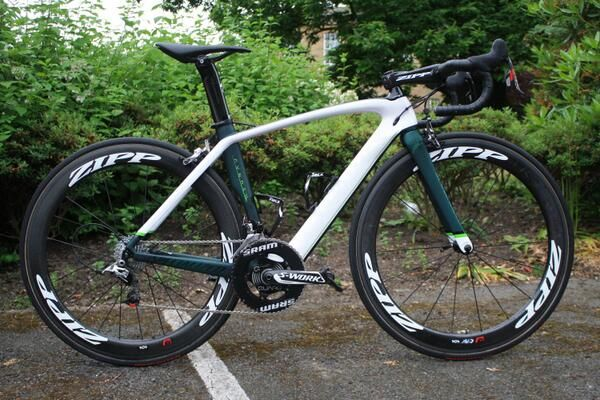 Tour Tech 2014: Mark Cavendish's special  Specialized Venge