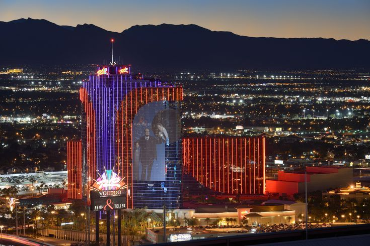 Things To Do At The Rio All Suite Hotel And Casino In Las Vegas In